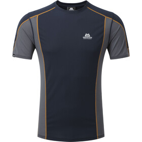 Mountain Equipment Ignis Camiseta Hombre, cosmos/ombre blue